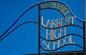 Christmas concert at Larbert High School @ Larbert High school   Stenhousemuir   Scotland   United Kingdom
