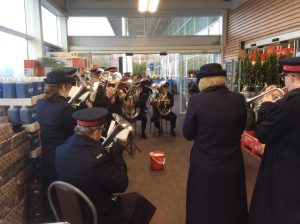 Carolling at Tesco Bellshill @ Tesco Bellshill | Scotland | United Kingdom