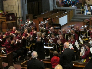 14 Dec 2014 Carnoustie church