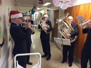 24 December 2017 Wishaw general Hospital