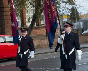 Remembrance march 2019